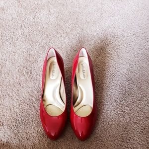 Kelly & Katie Shoes Sz. 11 - Red